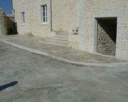 LES JARDINS MEROIS - MER - Terrasses